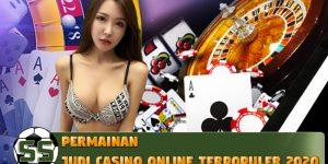 Casino Online Permainan Terpopuler 2020 - SoleySoley